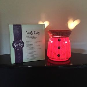 Comfy Cozy Full Size Scentsy Warmer